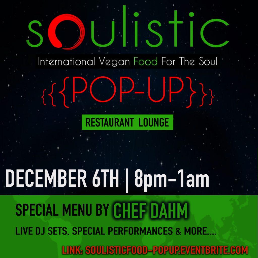 Vegan Restaurant Lounge